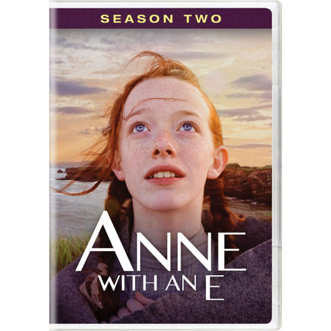 Anne with an E: Season Two [DVD Box Set]