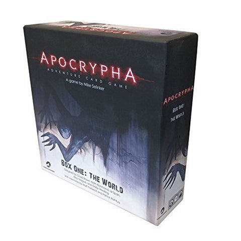 Apocrypha Adventure [Card Game, 1-6 Players]