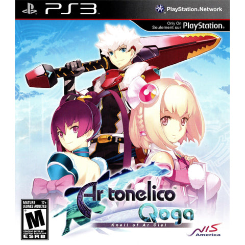 Ar tonelico Qoga: Knell of Ar Ciel [PlayStation 3]