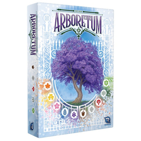 Arboretum [Card Game, 2-4 Players]