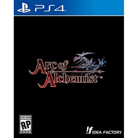 Arc of Alchemist [PlayStation 4]