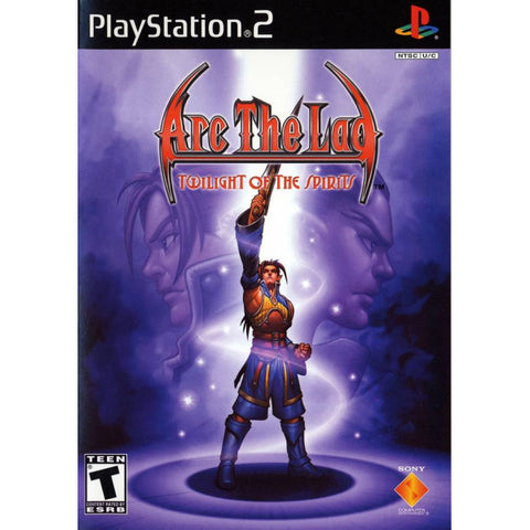 Arc the Lad: Twilight of the Spirits [PlayStation 2]