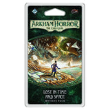 Arkham Horror: The Card Game - Lost In Time and Space Mythos Pack [Card Game, 1-4 Players]
