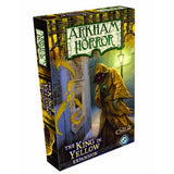 Arkham Horror: The King in Yellow Expansion [Board Game, 1-8 Players]