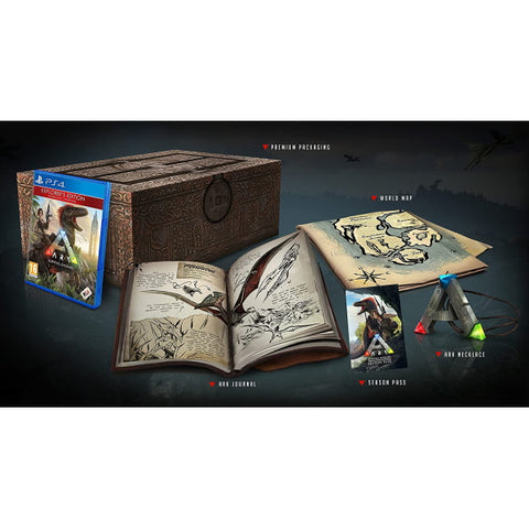 ARK: Survival Evolved - Limited Collector's Edition [PlayStation 4]