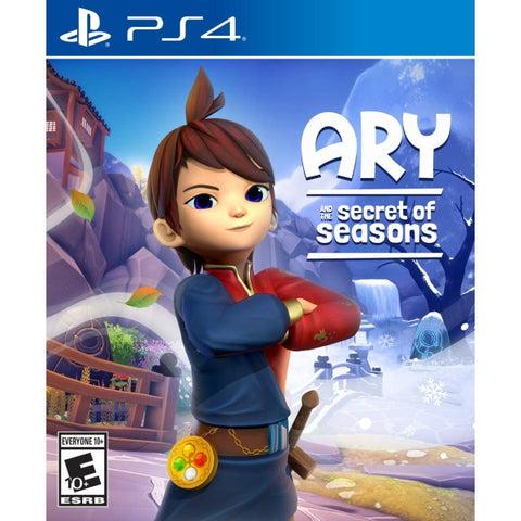 Ary and the Secret of Seasons [PlayStation 4]