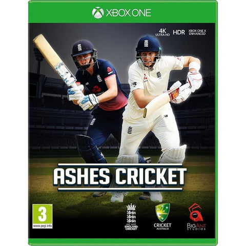 Ashes Cricket [Xbox One]