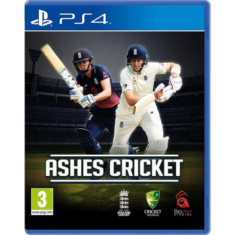 Ashes Cricket [PlayStation 4]