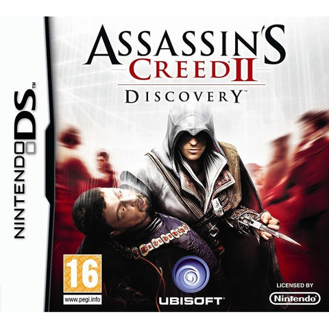Assassin's Creed II: Discovery [Nintendo DS DSi]