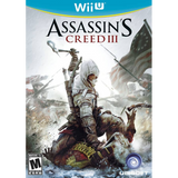 Assassin's Creed III [Nintendo Wii U]