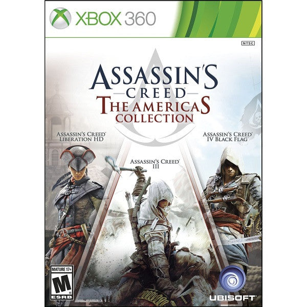 Assassin's Creed: The Americas Collection [Xbox 360]