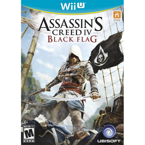 Assassin's Creed IV: Black Flag [Nintendo Wii U]