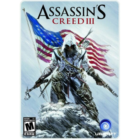 Assassin's Creed III - Limited Edition SteelBook [Cross-Platform Accessory]