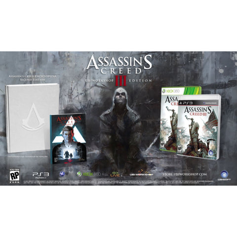 Assassin's Creed III - UbiWorkshop Edition [PlayStation 3]