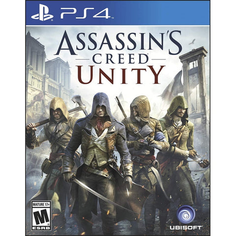 Assasin's Creed Unity [PlayStation 4]