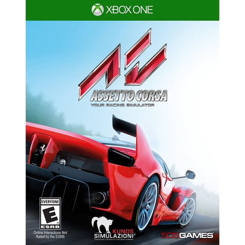 Assetto Corsa: Your Racing Simulator [Xbox One]
