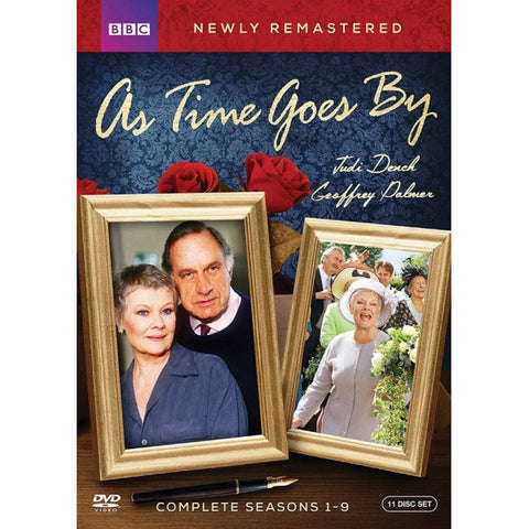 As Time Goes By: The Complete Series Remastered - Seasons 1-9 [DVD Box Set]