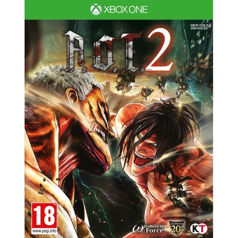 Attack on Titan 2 [Xbox One]