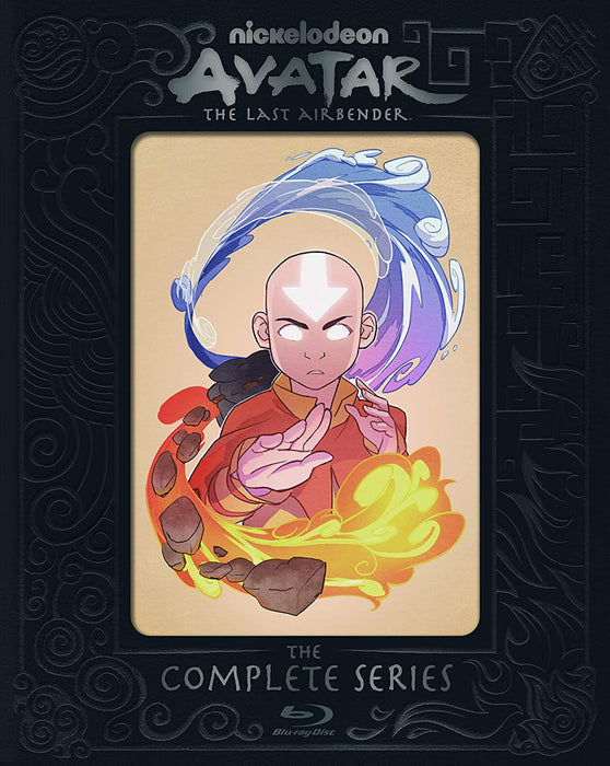Avatar: The Last Airbender - The Complete Series - Seasons 1-3 - 15th Anniversary Limited Edition SteelBook [Blu-Ray Box Set]