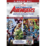 Ultimate Avengers Movie Collection [DVD, 3-Movie Set]