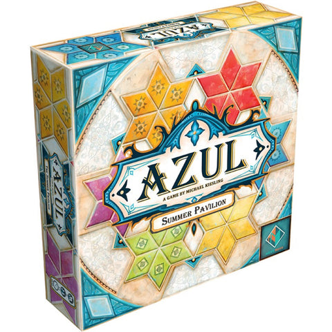 Azul: Summer Pavilion [Board Game, 2-4 Players]