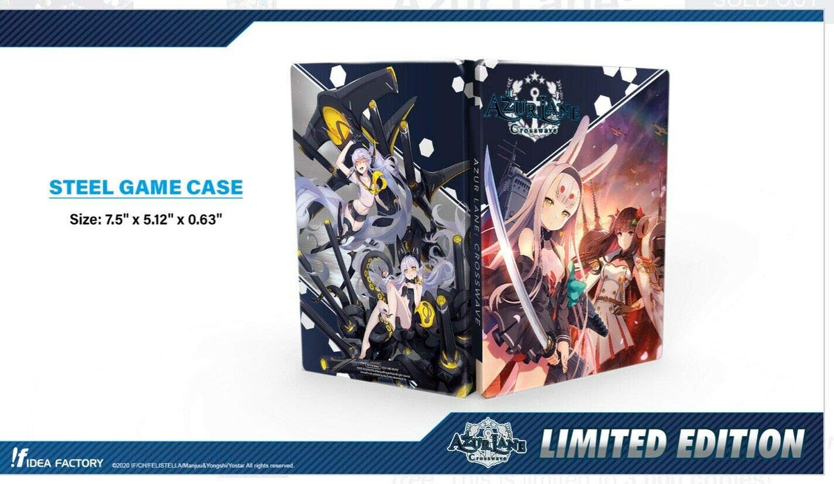 Azur Lane: Crosswave - Limited Edition [PlayStation 4]