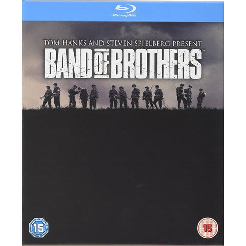 Band of Brothers: The Complete TV Miniseries [Blu-Ray Box Set]