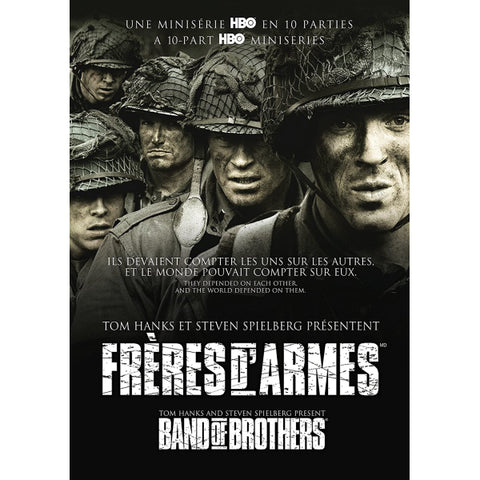 Band of Brothers: The Complete Series [DVD Box Set]