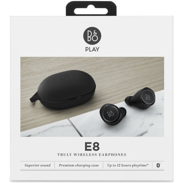 Bang & Olufsen - Beoplay E8 Truly Wireless Earphones - Black [Electronics]