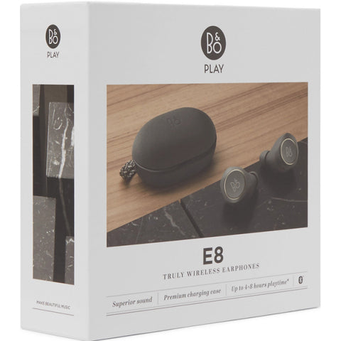 Bang & Olufsen - Beoplay E8 Truly Wireless Earphones - Charcoal Sand [Electronics]