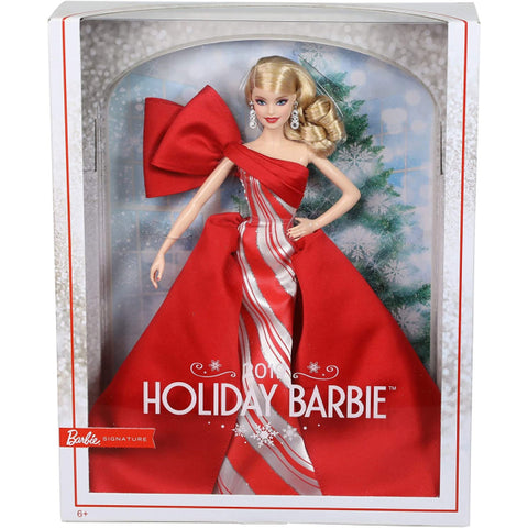 Barbie 2019 Holiday Doll [Toys, Ages 6+]