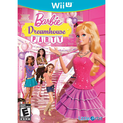 Barbie Dreamhouse Party [Nintendo Wii U]