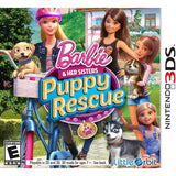 Barbie and Her Sisters: Puppy Rescue [Nintendo 3DS]