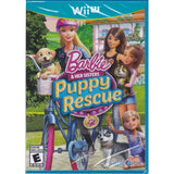 Barbie and Her Sisters: Puppy Rescue [Nintendo Wii U]