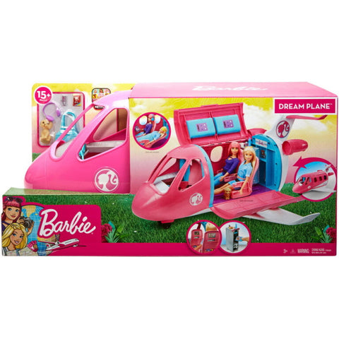 Barbie Dreamplane Playset [Toys, Ages 3+]