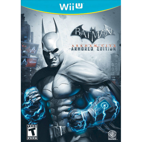 Batman: Arkham City - Armored Edition [Nintendo Wii U]