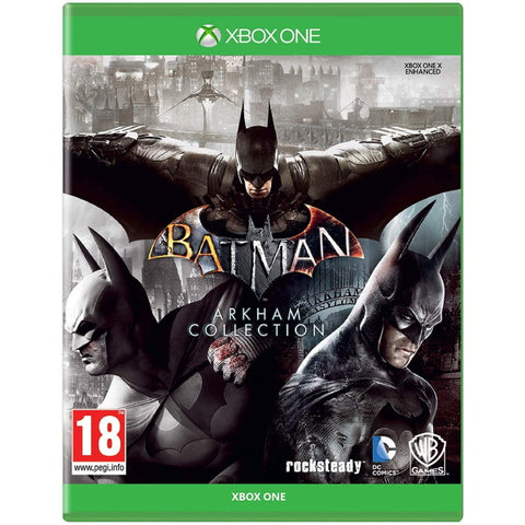 Batman: Arkham Collection [Xbox One]