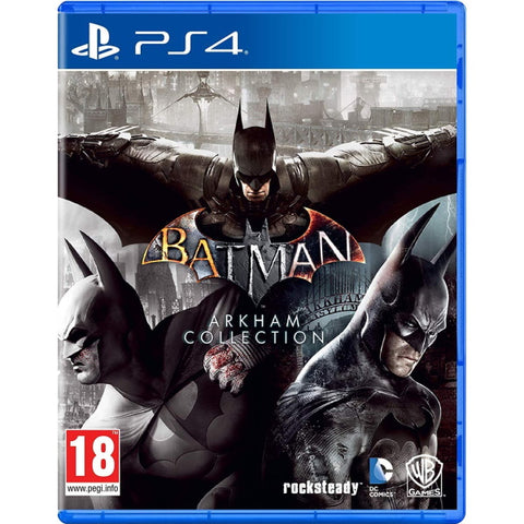 Batman: Arkham Collection [PlayStation 4]