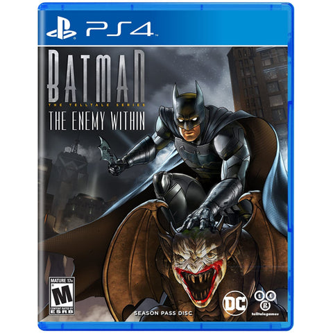 Batman: The Enemy Within - The Telltale Series [PlayStation 4]