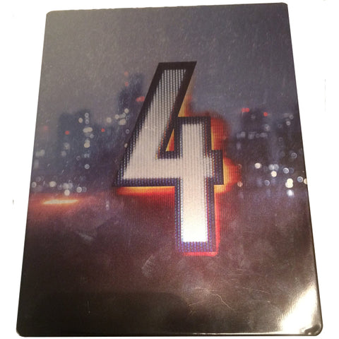 Battlefield 4 - Limited Edition SteelBook [Cross-Platform Accessory]