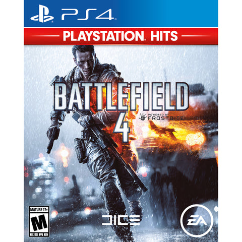 Battlefield 4 [PlayStation 4]