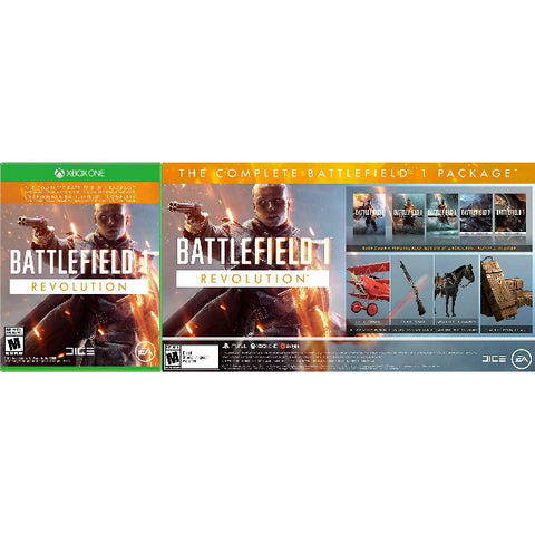 Battlefield 1: Revolution [Xbox One]