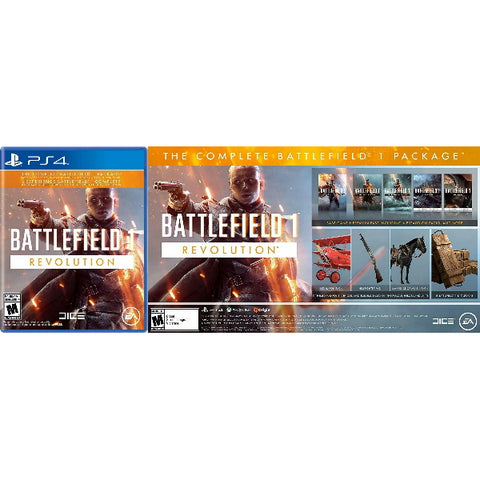 Battlefield 1: Revolution [PlayStation 4]