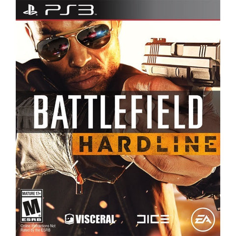 Battlefield Hardline [PlayStation 3]