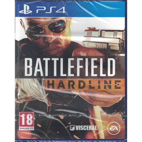 Battlefield Hardline [PlayStation 4]