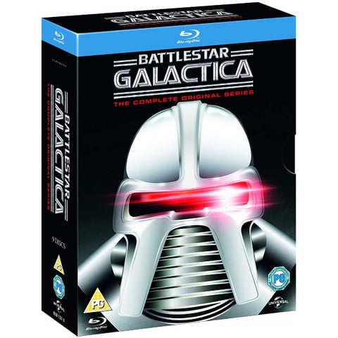 Battlestar Galactica: The Complete Original Series [Blu-Ray Box Set]