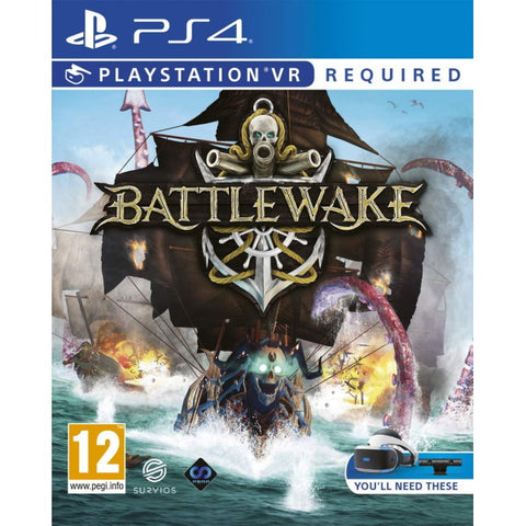 Battlewake - PSVR [PlayStation 4]