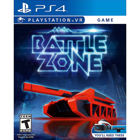 Battlezone - PSVR [PlayStation 4]