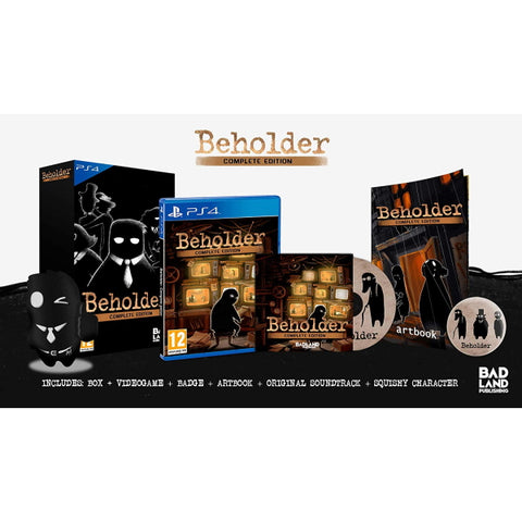 Beholder - Complete Edition [PlayStation 4]
