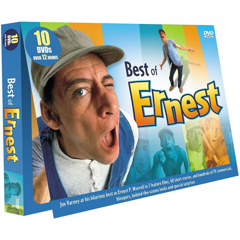 Best of Ernest: Complete Collection [DVD Box Set]